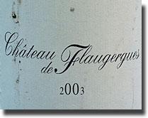 Chateau Flaugergues Coteaux du Languedoc La Mejanelle Cuvee Sommeliere